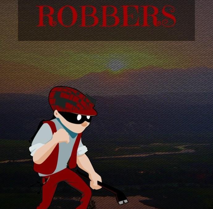 Beware! Peace Robbers