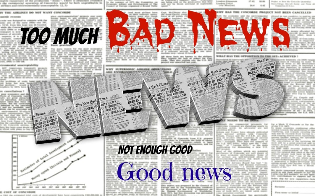 Do You Want the Bad News or the Good News First?