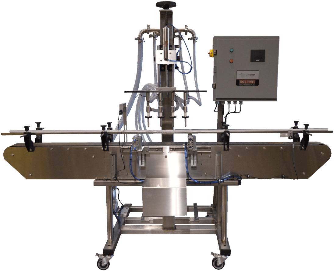 In-Line Packaging Distillery Machines