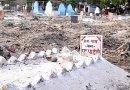 भारतातील एक असं स्मशान जेथे हिंदु प्रेतांना अग्नी देण्याऐवजी दफन केलं जातं!