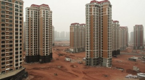 How to Bring China's Ghost Towns Back to Life | ArchDaily