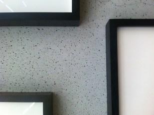 Exquisite interior concrete finish