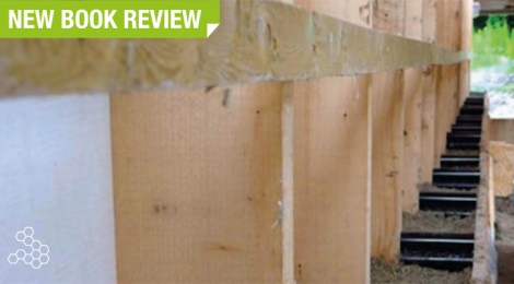 "IN-Review: ""The Hempcrete Book: Designing and Building with hemp-lime"""