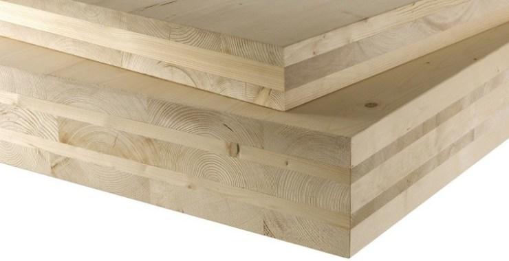 Conoce el sistema de construcción de madera contra-laminada o CLT