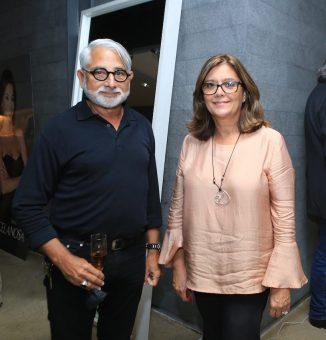 Arq. Pablo Ojeda y Noris Rivera, en 90Grados