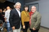 Sajo Ruíz, Eva Díaz y Roberto Lucena en 90Grados