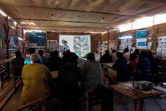 Blue Ventures: Ocean Habitat Restoration
