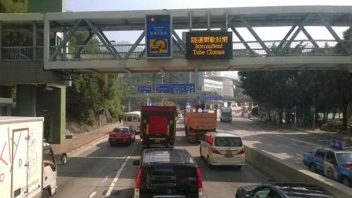 運輸署何不開記招,每日跟進香港仔隧道塞車?   黃俊邦   香港獨立媒體