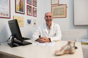 Antonio Mazzotta, ideatore di Foot Lab Sport