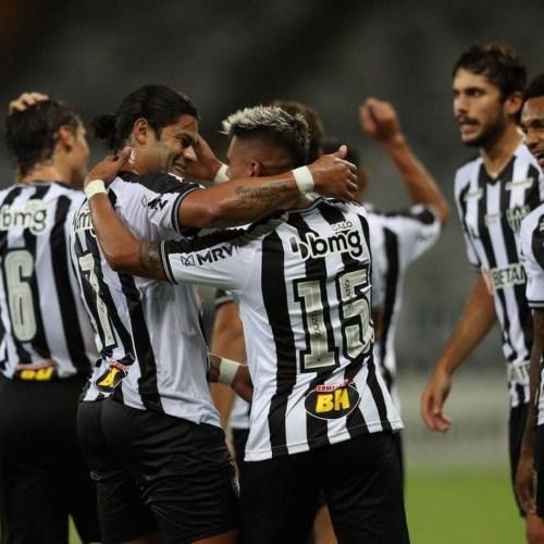Atlético Mineiro, Grupo H