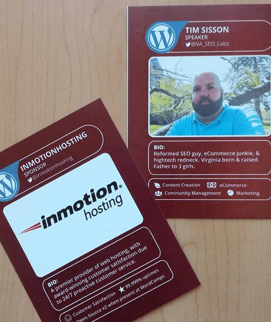 WCMIA Trading Card