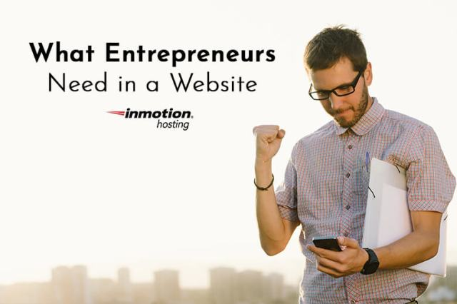 Website Builder for Entrepreneurs