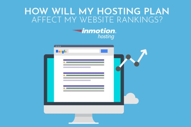 How will my hosting plan affect my website rankings? | InMotion Hosting