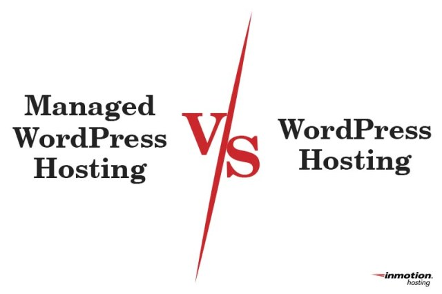Manage WordPress Hosting versus WordPress Hosting | InMotion Hosting