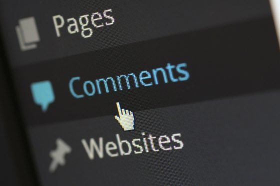 Comment Moderation and The Right To Be Forgotten