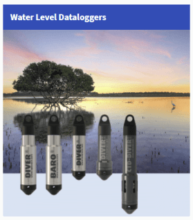 water level data logging