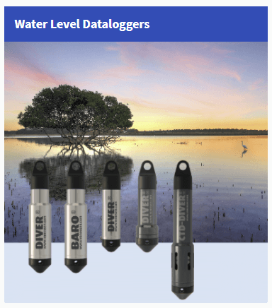 Water Level Monitoring | Sensors, Loggers, Diver, MX2001