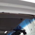 ステップワゴンRP リアカメラ付きドライブレコーダーの取り付け②