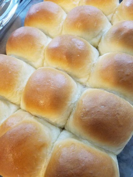 @fail_lula's Buttery Wheat Rolls