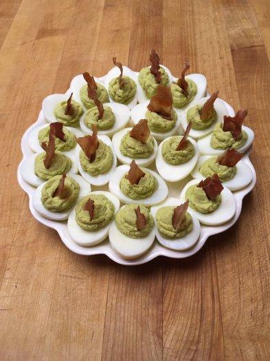 Alyssa's Fel Eggs and Ham