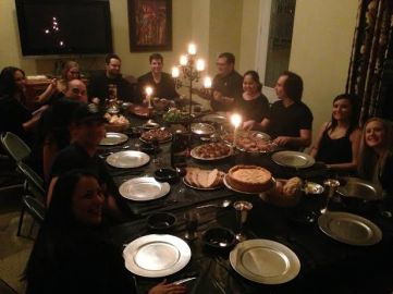 Barret's Night's Watch feast