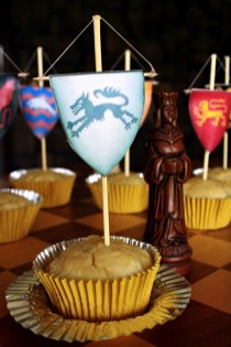 Heather's Lemoncakes and Banners
