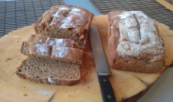 bongopondit's Black Beer Bread