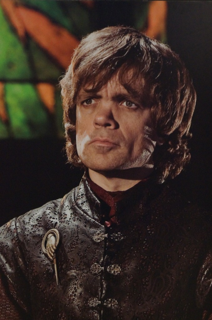 Tyrion has rabbit ears