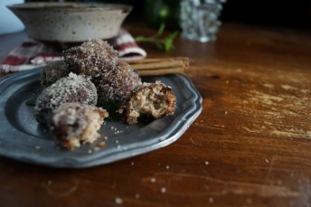 Medieval Zeppole from Scappi