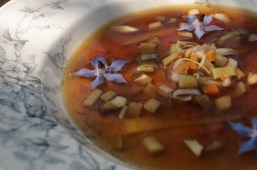 Lamb Consomme
