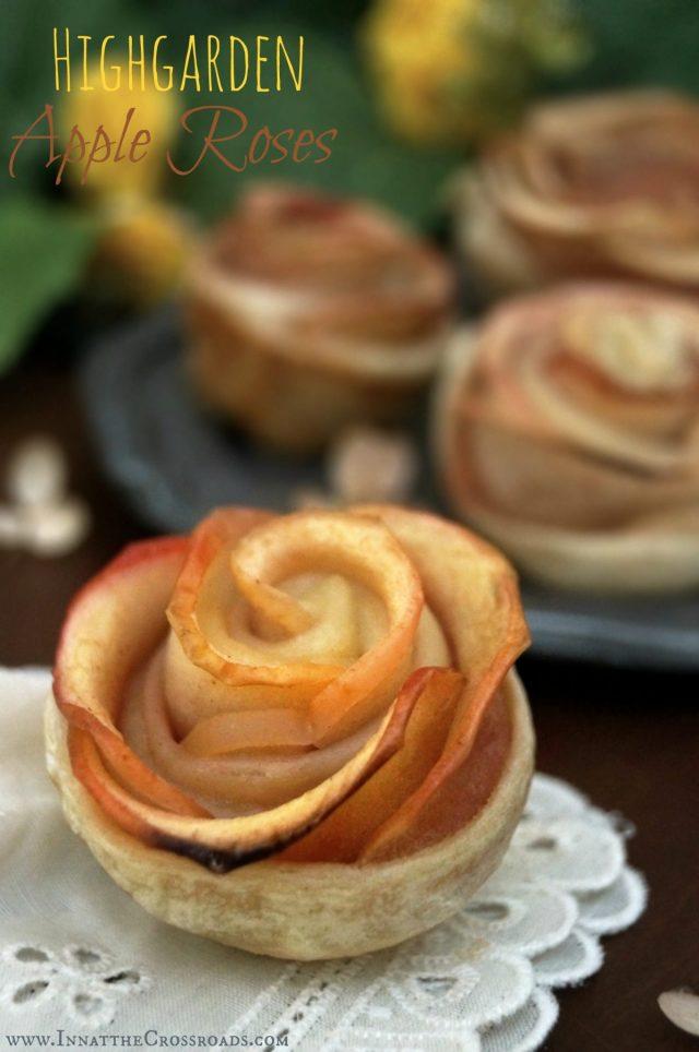 Highgarden Apple Roses