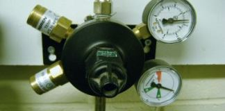 Primary-Mixed-gas-regulator