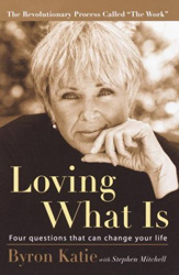 Byron Katie Loving What Is Book Cover