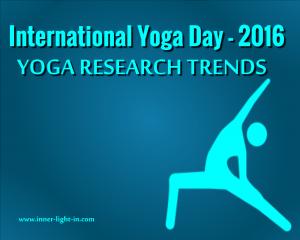 International Yoga day - 2016
