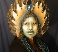 Me in the Lilith Mask