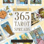 Cover of 365 Tarot Spreads by Sasha Graham