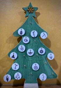 December 14, 2020 Advent Calendar Draw: The World. Click to embiggen