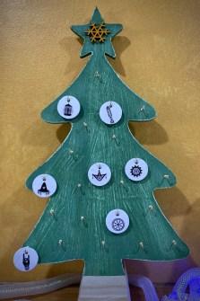 December 7, 2020 Advent Calendar Draw: The Fool. Click to embiggen