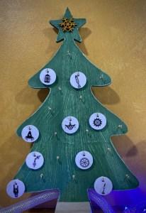 December 9, 2020 Advent Calendar Draw: Temperance. Click to embiggen