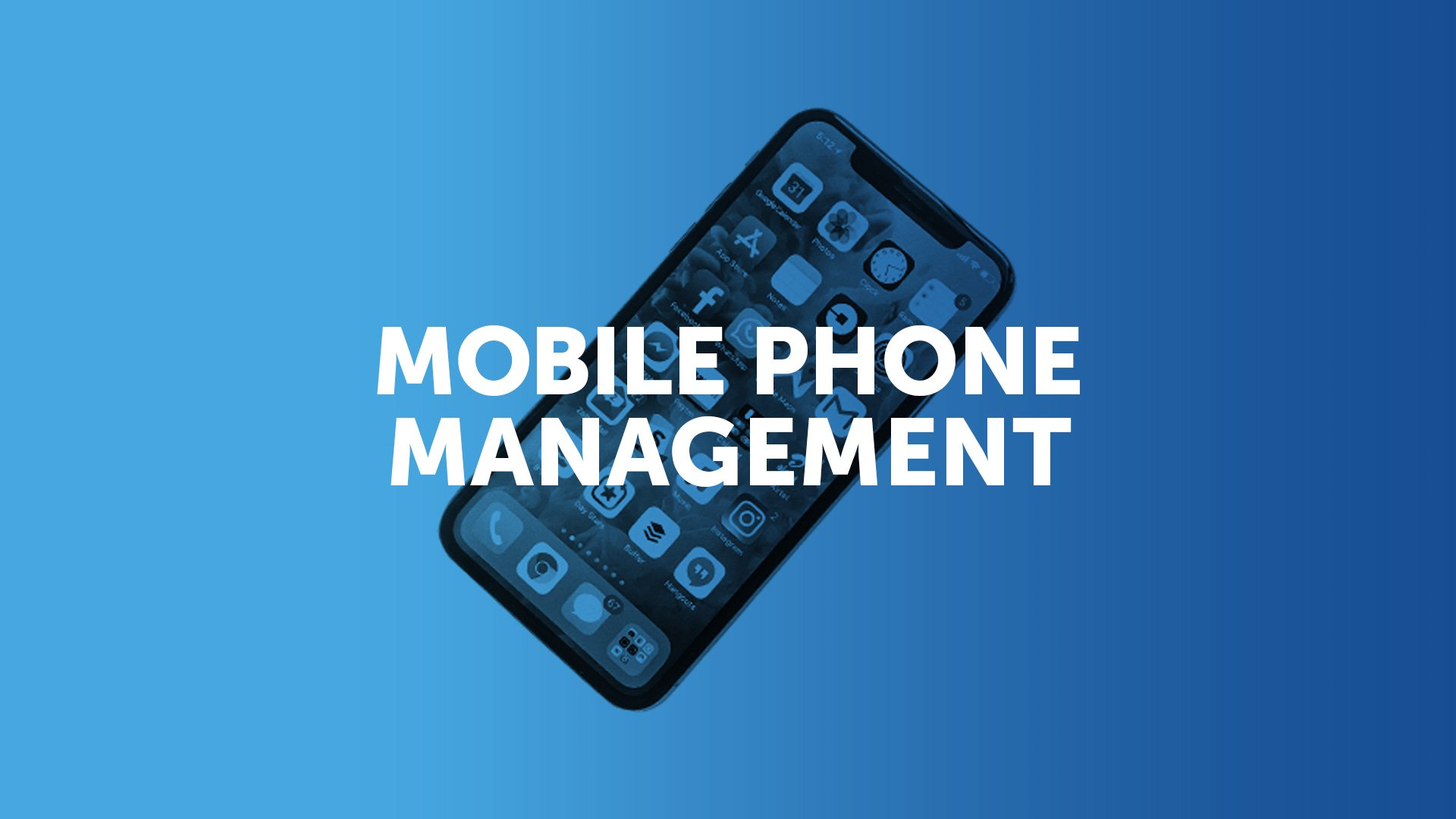 Mobile Phone Management For Students