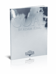 coal by adam king book mockup