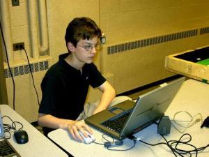 nerd al computer