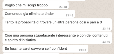 chat con troione parte n