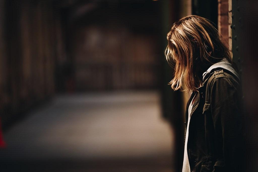 tristezza e solitudine