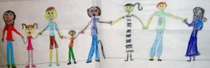 Innerlijk kind - familie opstelling