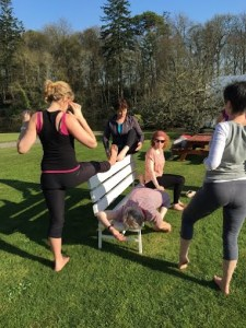 Yoga teacher training only the beginning