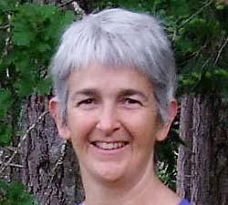 Lesley Charters IYT Course Tutor