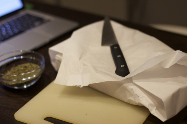 Kjøp godt kjøtt og slip kniven