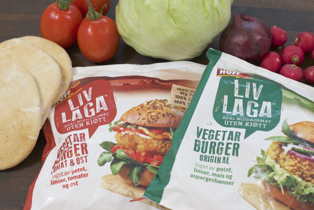 Hoff Liv Laga Vegetarburger