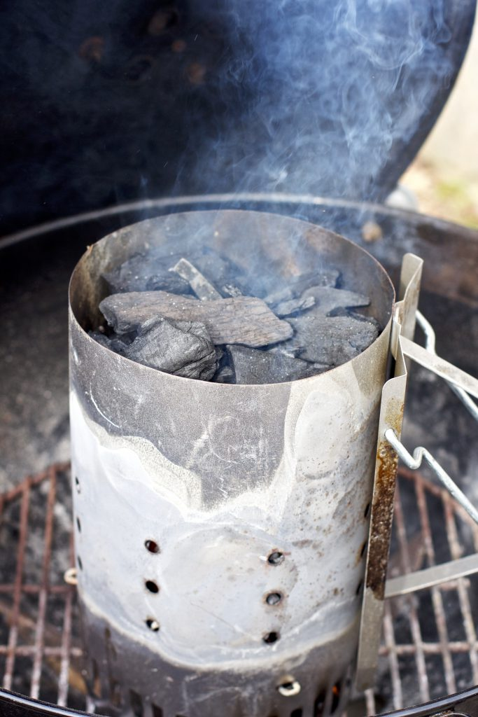 Tennrør med kull